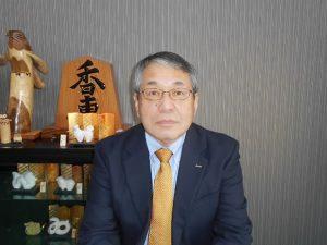 Masanori Suzuki / Vice-President / Director of Business Administration Office