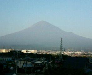村川専務の「富士山の写真」