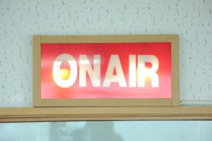YBCラジオに出演しました。